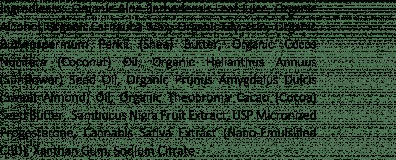 final ingredient list 1